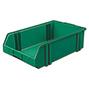 Sichtlagerkasten aus Polystyrol. Maß 500 x 300 x 145 mm (LxBxH)