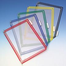 Sichttafeln Tarifold für Wandhalter und Tischständer. Format DIN A4