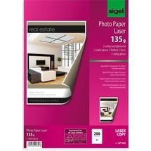 sigel® Fotopapiere für Farblaser-Drucker