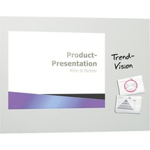 sigel Glas-Magnetboard artverum®, projection