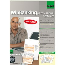 sigel® Software WinBanking professional