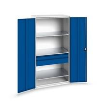 Sistema de porta articulada armário bott verso