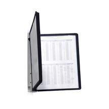 Sistema de quadros de exibição com 5 quadros