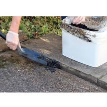 Sistema de reparação de asfalto