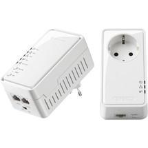 SITECOM Wi-Fi Socket Homeplug Kit LN-555
