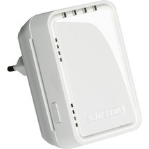 SITECOM Wi-Fi Wallmount Range Extender WLX-2006