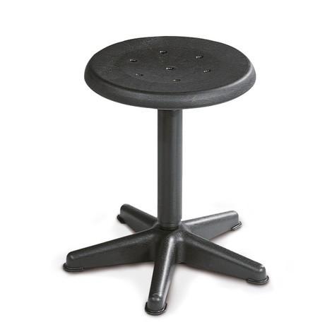 Skammel, sæde lavet af PP