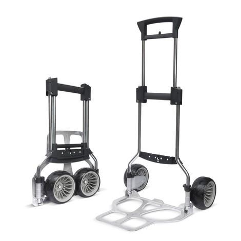 Skladací ručný vozík RuXXac®-cart Cross