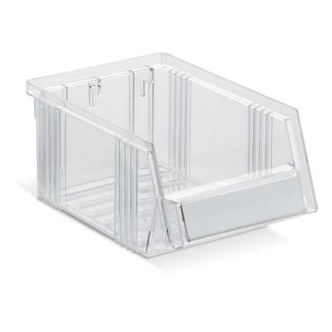 Skladovacie boxy, priehľadné