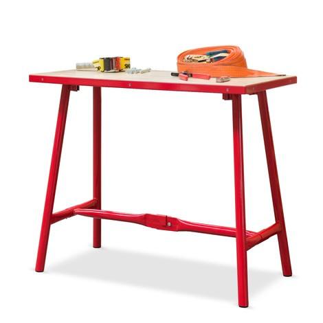 Sklápací pracovný stôl BASIC