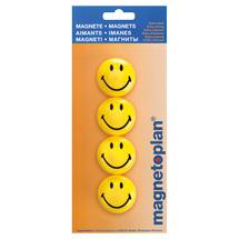 Smiley-Magnete