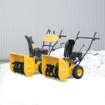 Sneeuwfrees Comfort, veegbreedte 610mm, uitworpkanaal draaibaar