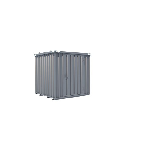 Snelbouwcontainer, hoogte 2.100 mm