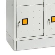 Sockelblende für Garderobenschrank Portofino