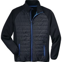 Softshell-Steppjacke Active