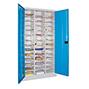Sortierschrank PAVOY mit Tür, 39 Fächer