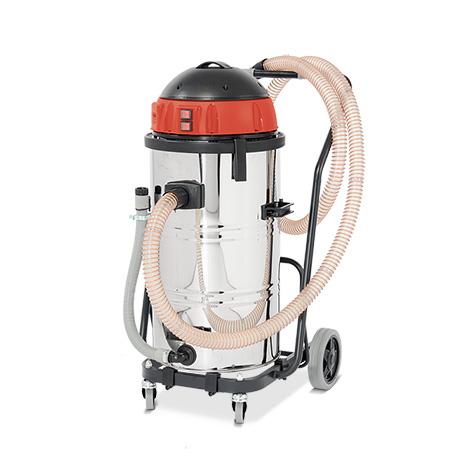Spänesauger – 2400 Watt Mit Späne-Emulsionstrennsystem