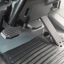 Spalinowy (diesel) wózek widłowy Jungheinrich DFG 316