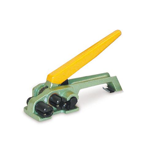 Spanngerät für Umreifungsband aus Kunststoff mit Breite 13 und 16mm
