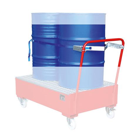 Spanngurt 2 x 200-Liter-Fässer