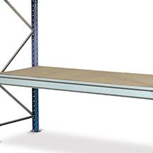 Spanplatten für Weitspannregal Stecksystem. Fachlast 620 kg