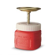 Sparanfeuchter aus Polyethylen. Inhalt 1 Liter