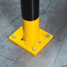 Spezialdübel für Rammschutz im Innen- und Außenbereich