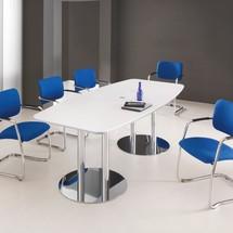 Spotkanie stołu konferencyjnego