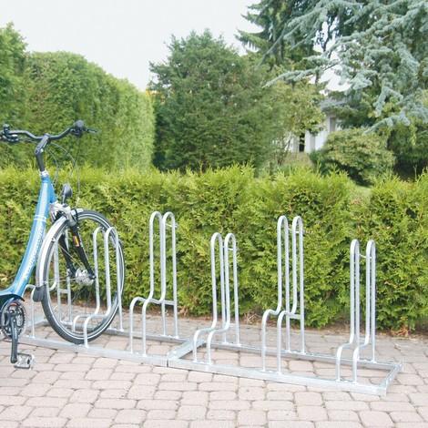 Staand fietsrek, 1-zijdig
