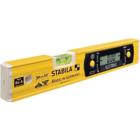 STABILA Wasserwaage TECH 80 A electronic