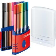 STABILO® Fasermaler Pen 68 Big Pen Box