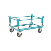 Stacking frame for Ameise® dolly