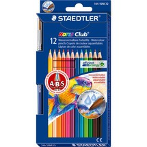 STAEDTLER® Farbstifte Noris Club aquarell