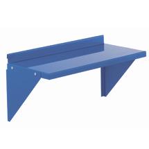 Stahlboden (klein) für Schlitzplatten. 500x250mm