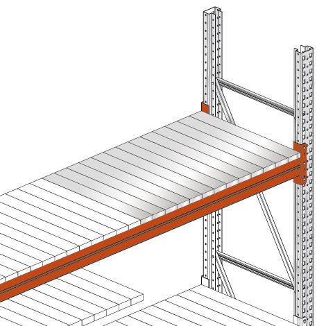 Stahlpaneele für MULTIPAL