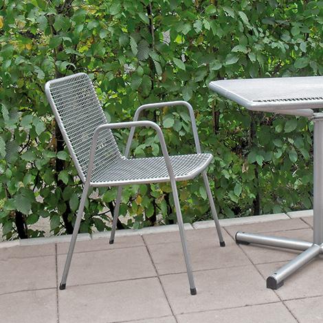 Stahlrohr-Stuhl Innsbruck