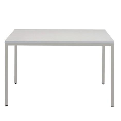 Stahlrohr-Tisch