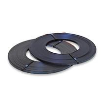 Sťahovacia páska z ocele, voskovaná + modrená, jednovrstvová