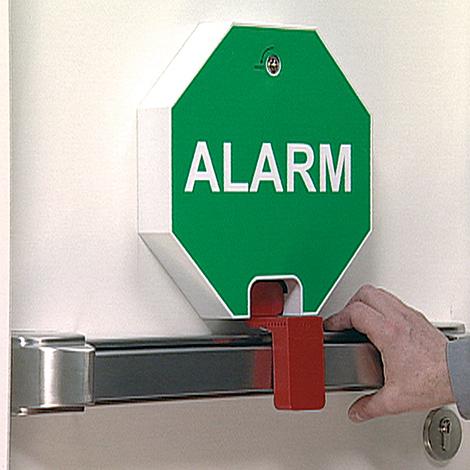 Stangenalarm für Druckstangen