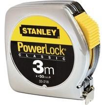 STANLEY Taschenrollbandmaß PowerLock®, Metall