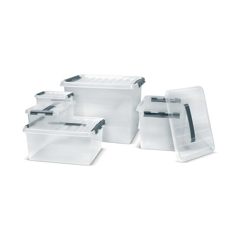 Stapelbehälter BASIC aus Polypropylen