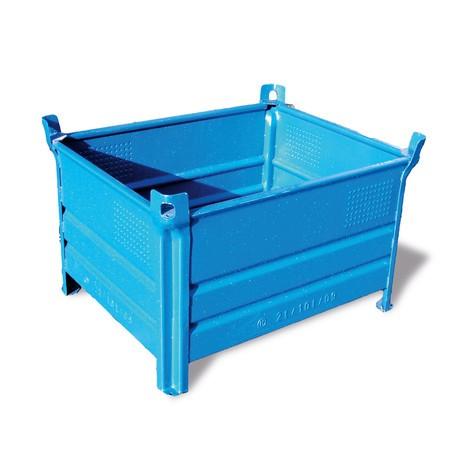 Stapelbehälter HESON®, mit Vollwand, Tragkraft bis 1.000 kg