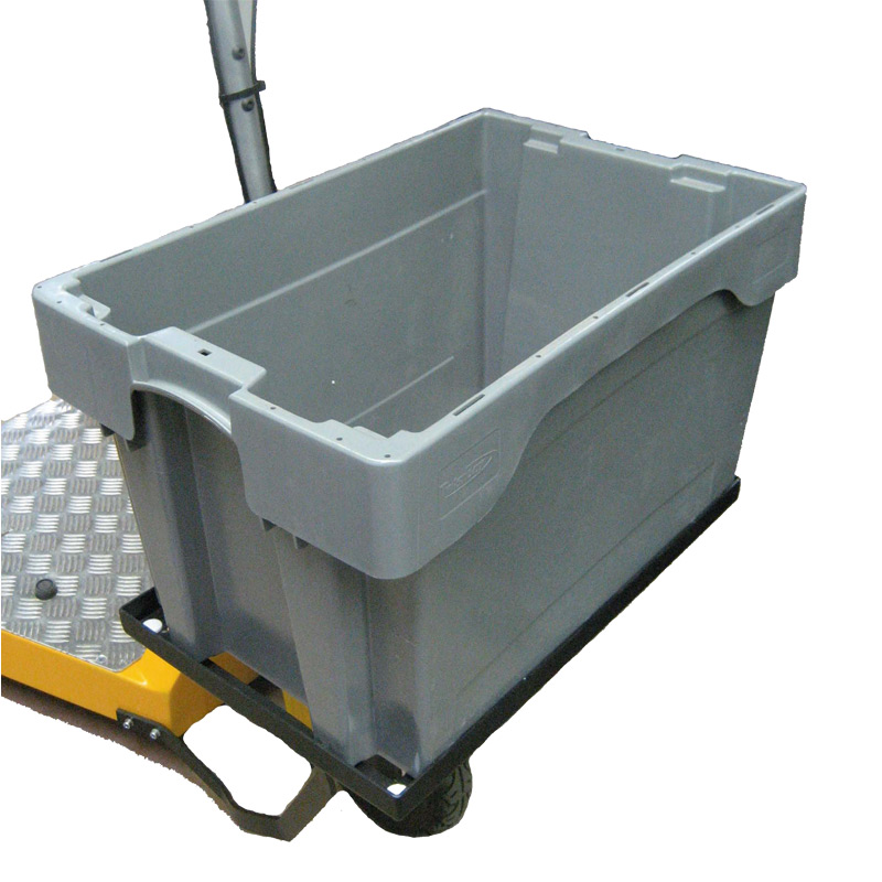 stapelbox f elektro transportroller ameise 2000. Black Bedroom Furniture Sets. Home Design Ideas