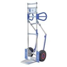 Stapelsteekwagens Expresso. Capaciteit 300 kg. Steek 24,5 x 22 cm
