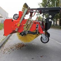 Stapler-Kehrmaschine