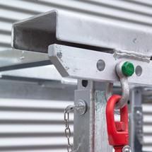 Stapler-Transportgerät für Transportsäcke BIG BAG