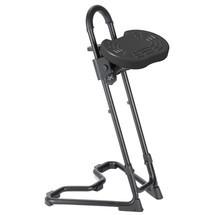 Ståstol med hjul, polyuretansits