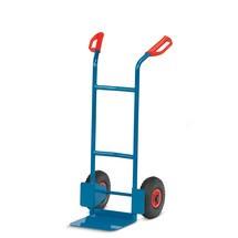 Steekwagen fetra®. Capaciteit 250 kg, afmetingen steek 40 x 15 cm