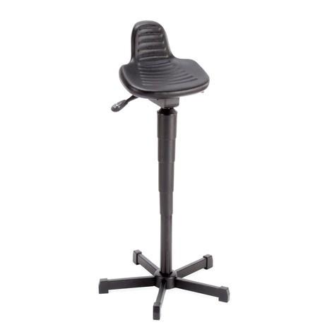 Stehhilfe mit PU-Sitz