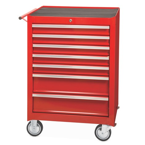 Steinbock® tool trolley with drawers